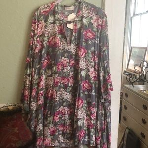 Altar'd State - dress or tunic top - so cute!